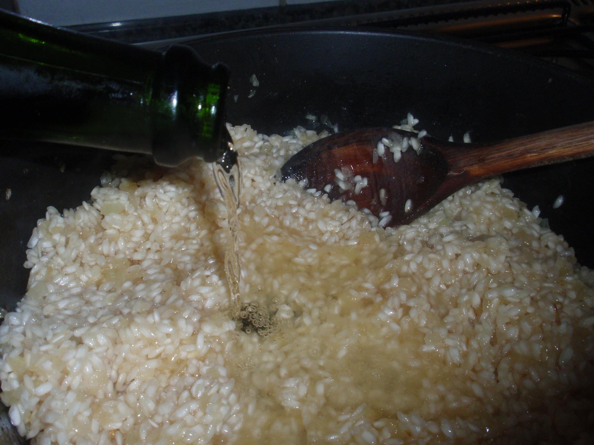 A hora do vinho
